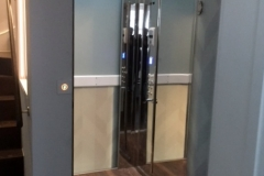 Home Lift with Mirror