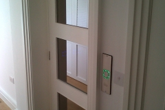 Glass Home Lift in Chichester