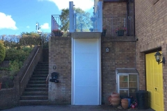 Outdoor Wheelchair Platform Lift