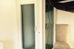 Domestic Glass Lift