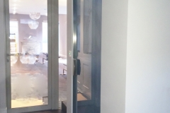 Home Lift with Glass Doors