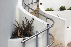 Outdoor Inclined Platform Lift