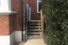 Outdoor Wheelchair Platform Lift