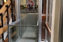 Platform Lift in Courts
