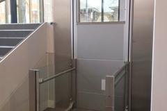 Platform Lift in a Museum