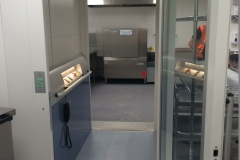 Paternoster Square for CBRE - Goods Lift