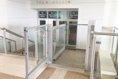 Platform Lift at Racecourses
