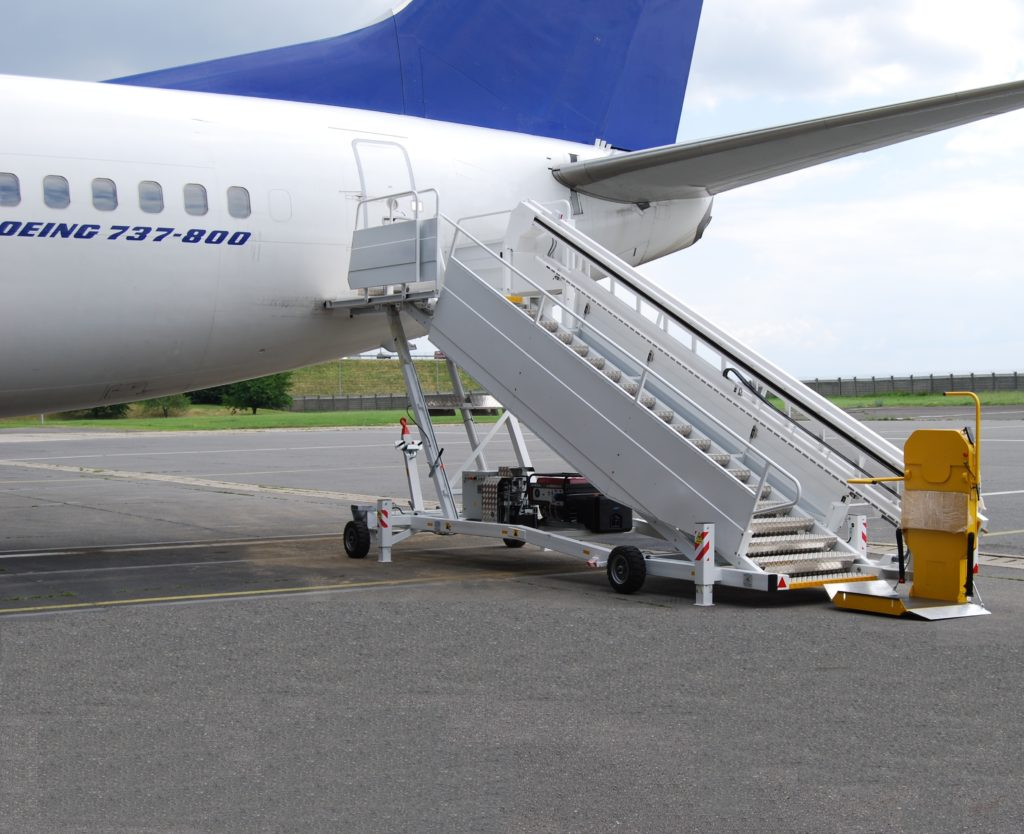 Disabled Access Lift for Aircraft