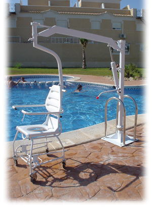 Lifts For Leisure Centres And Sports Clubs Pool Hoists And Wheelchair Access