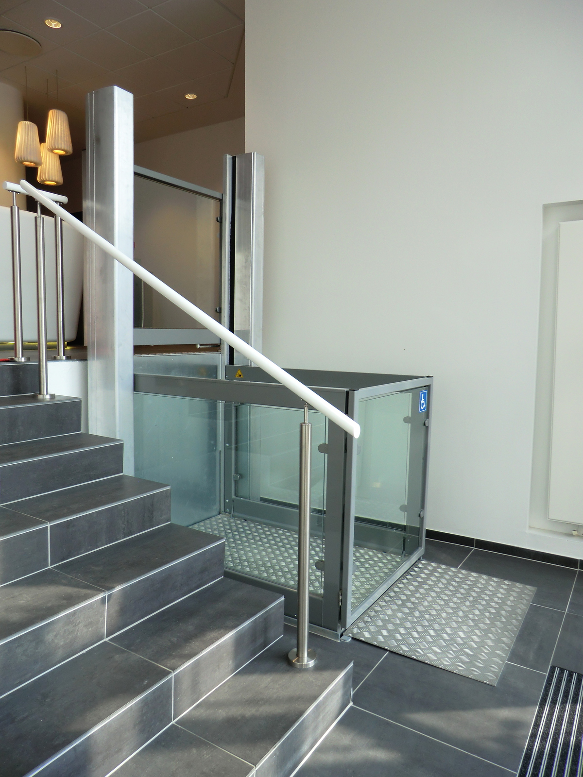 Lifts In Commercial Buildings Office Factory Lifts