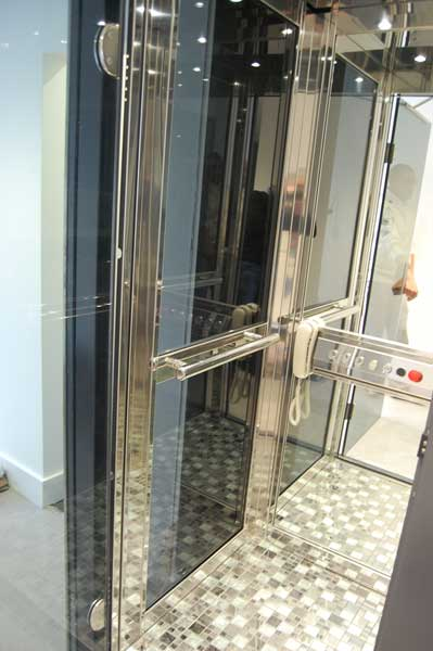 Mosaic Home Lift