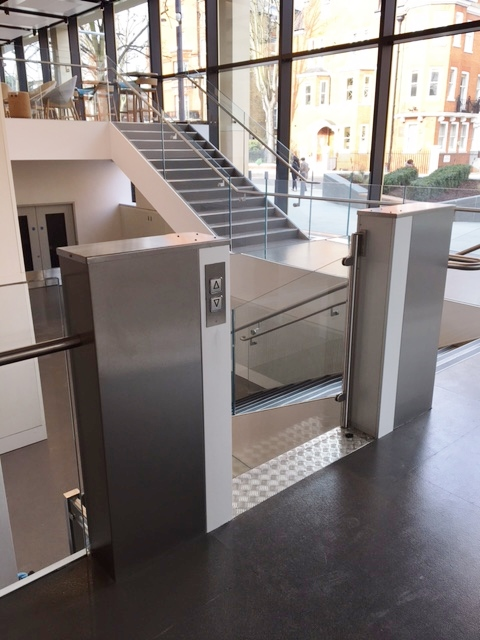 Museum Platform Lift