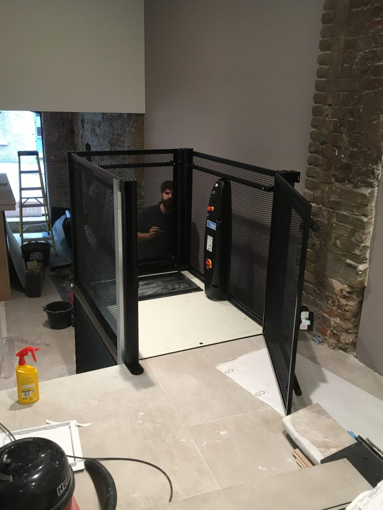 Platform Lift in Commercial Buildings