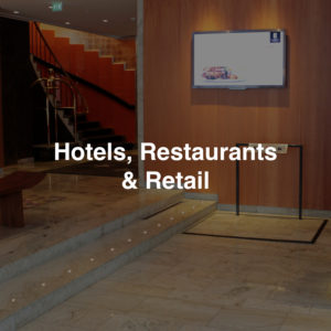 Lifts for Hotels, Lifts for Restaurants, Lifts for Retail