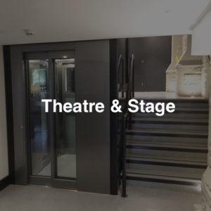 Lifts for Theatres & Lifts for Stage