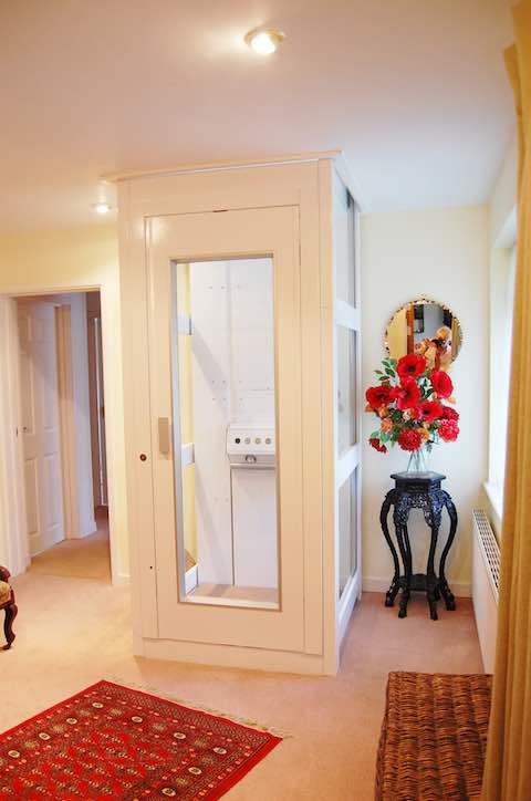 Residential Glass Lift