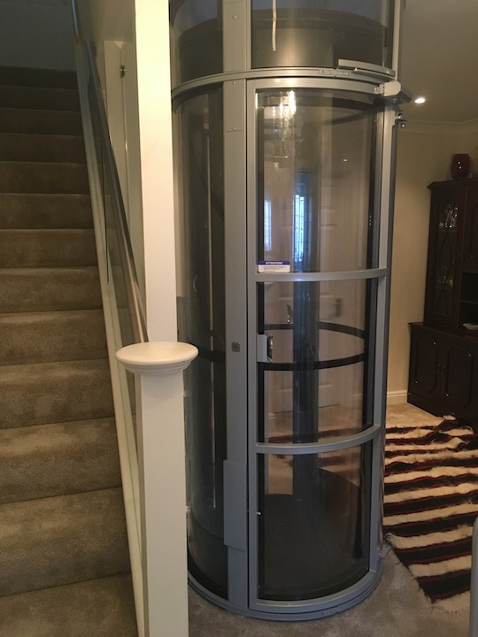Pneumatic Home Elevator Lift