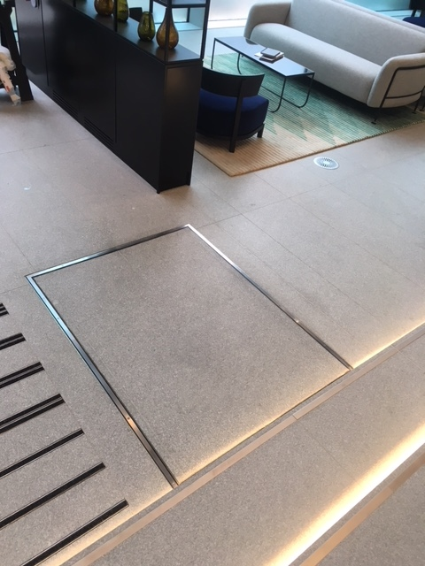 200 Grays Inn Road - Hidden Platform Lift for ITN and ITV