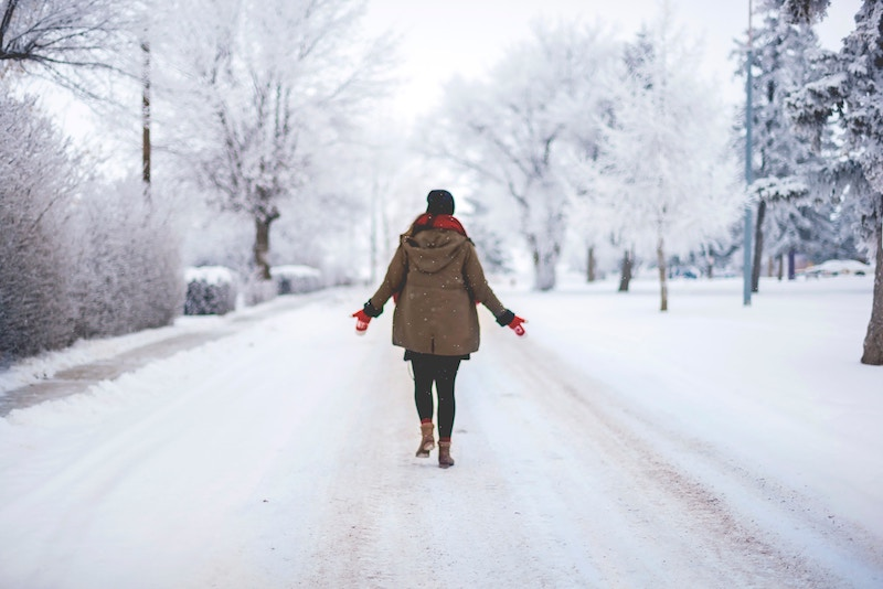 Winter weather can lead to poor accessibility in some areas