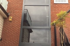 Outdoor Glass Home Lift in Billericay