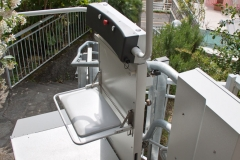 Outdoor Lift for Garden