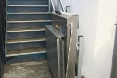 Outdoor Wheelchair Lift