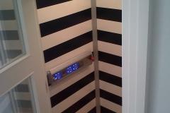 Home Lift Interior