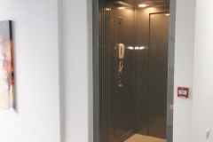 Residential Lifts with Glass Doors