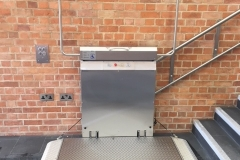 Wheelchair Inclined Platform Lift