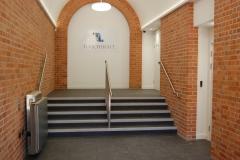 Disabled Inclined Platform Lift