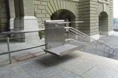 Outdoor Wheelchair Lift