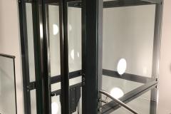 Glass Wheelchair Platform Lift