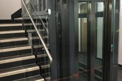 Glass Office Lift