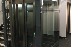 Glass Elevator for Office