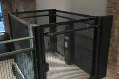 Disabled Access Lift in Office