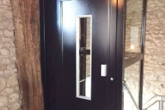Wheelchair Platform Lift in Listed Building