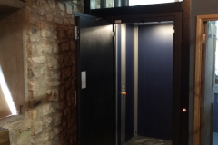 Elevator in Listed Building