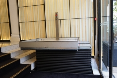 Disabled Access Lift in Hotel