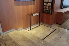 Lift for Wheelchairs in Hotel