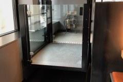 Platform Lift in Restaurants London