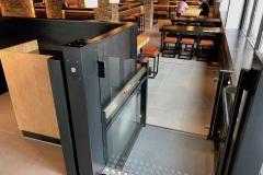 Wheelchair Lift in Restaurants in London