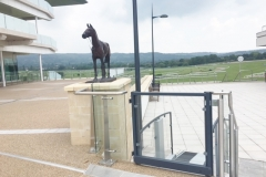 Disabled Access Lift at Racecourse