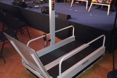 Portable School Lift for Stages
