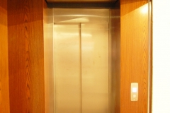 Passenger Lift in a Theatre