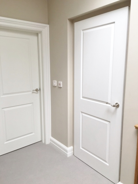 Cupboard Lift on 1st Floor Landing