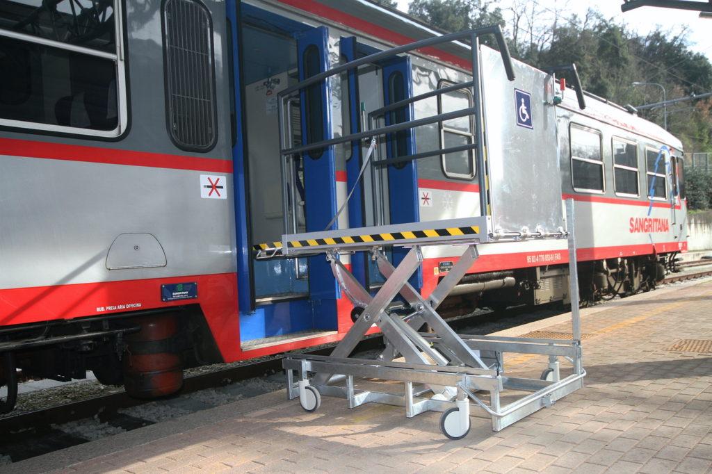 Portable Train Life