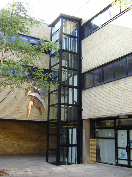 External School Lift