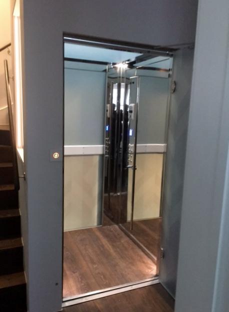 London Home Lift