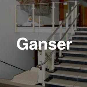 Access Lifts - Ganser Brochure