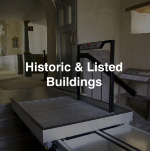 Lifts for Historic Buildings & Lifts for Listed Buildings